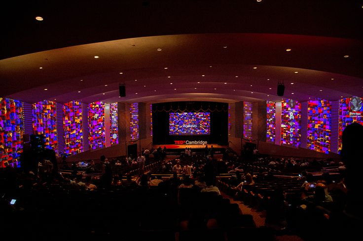 Materials Methods TEDx Projection Mapping The Architectural - Projection mapping turns chapel into stunning work of contemporary art