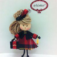 Broche muñeca broches de muñeca British Style