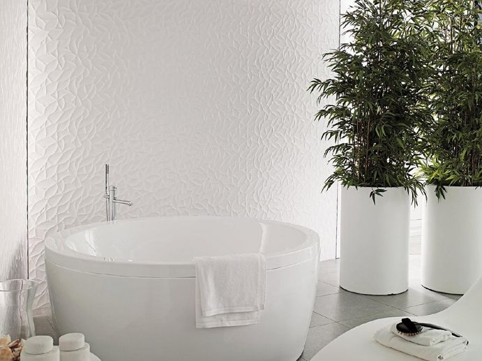 My New Fave Oxo Deco Blanco 12 X 35 Tile By Porcelanosa Porcelanosa Pinterest