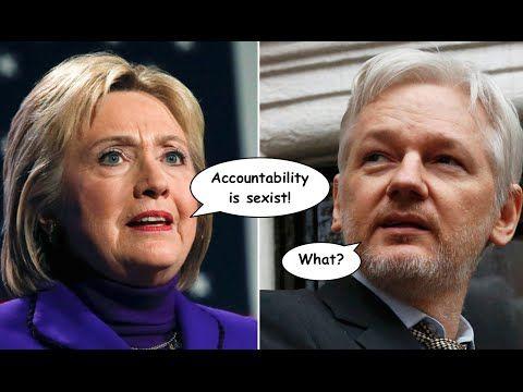 Julian Assange: My Next Leak Will Ensure Hillary's Arrest