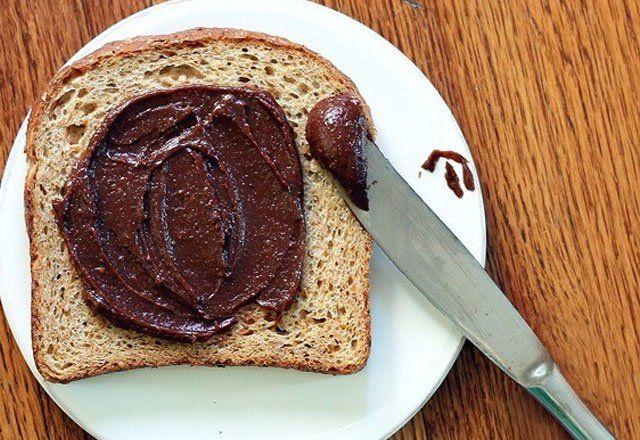 Ev yapımı kahvaltılık çikolata ezmesi