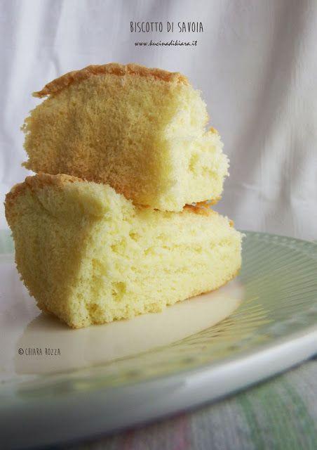 Biscotto di Savoia o dolce leggero | Kucina di Kiara: Food Blog a cura di Chiara Rozza