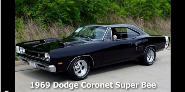 1969 DODGE CORONET SUPER BEE 472 HEMI MOPAR MUSCLE CAR  | Men Know Why