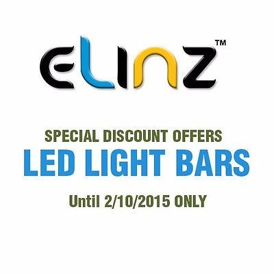 LED light bars with 2 years warranty.