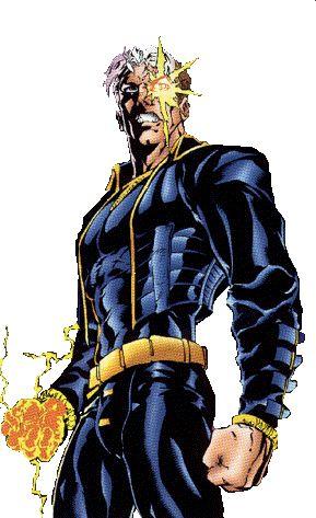 "X-Man (Nathan ""Nate"" Grey)"