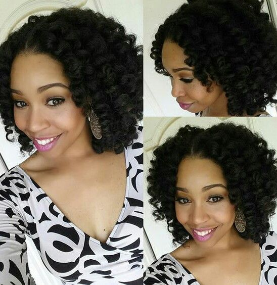Awesome 1000 Ideas About Straight Crochet Braids On Pinterest Marley Short Hairstyles For Black Women Fulllsitofus
