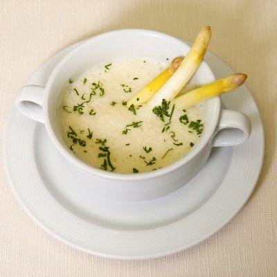 Bielkovinové polievky