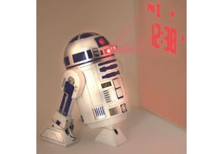 3D-Wecker mit R2D2 Sounds