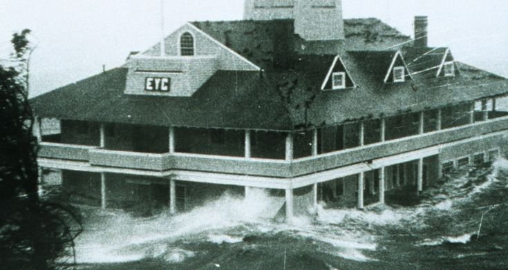 Looking back at some of the worst hurricanes in New England history from the last century.