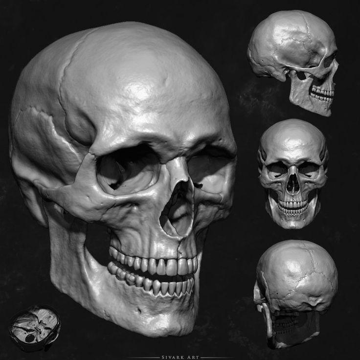 картинки всяких черепов было, работы настоящий