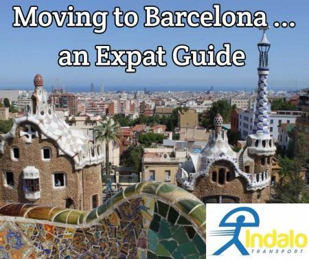 Removal to Barcelona - Indalo Transport