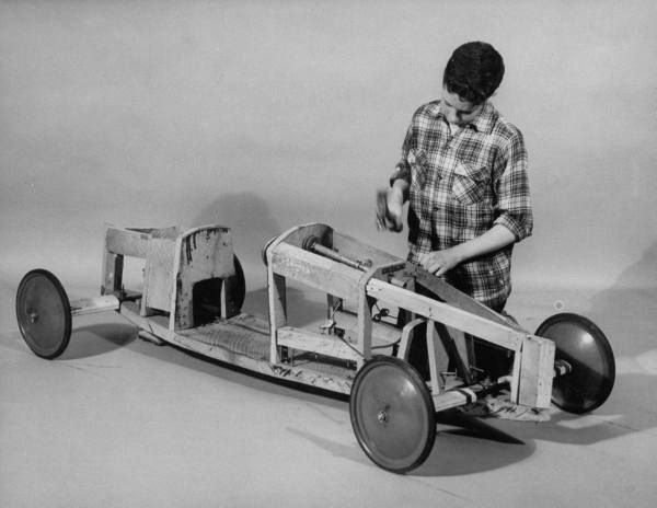 how to build brake for soap box car