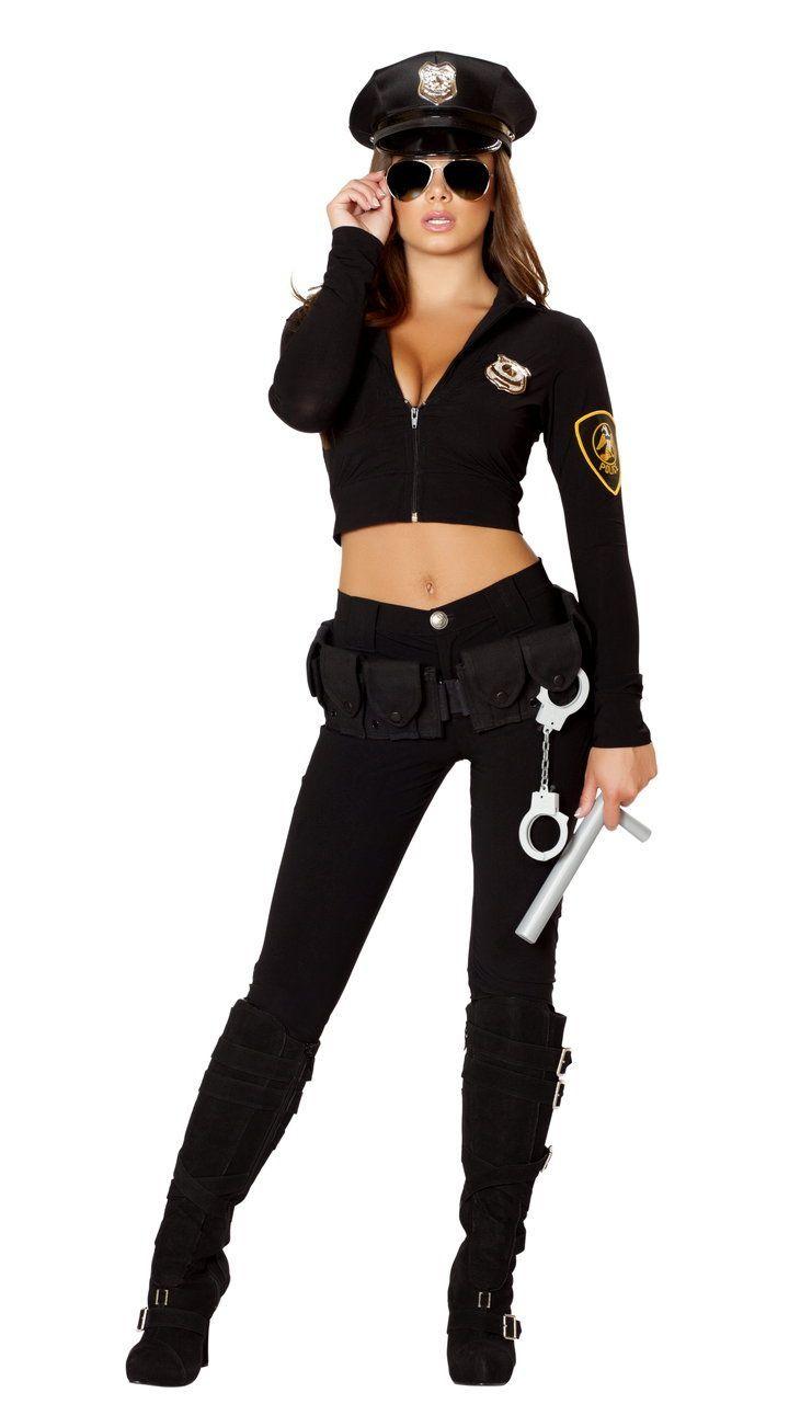 Seductive Cop Costume 4501 Roma Costume