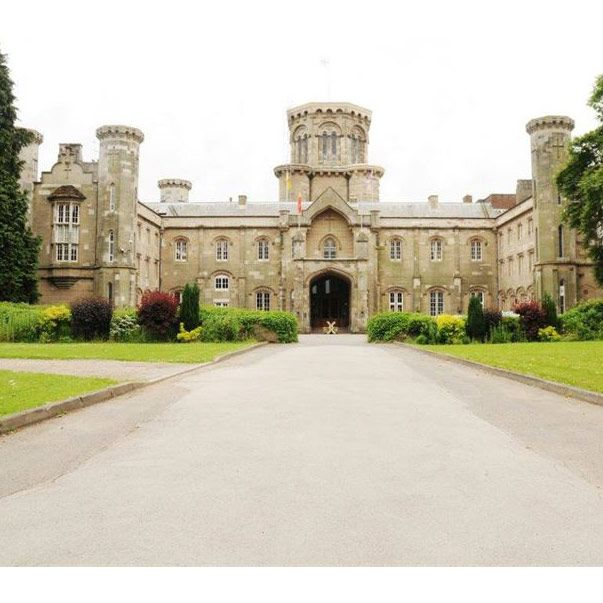 Studley Castle – West Midlands  More beautiful venues on our directory - www.wedding-flair.co.uk