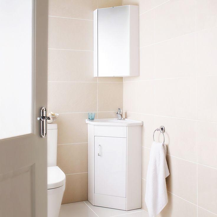 5 idei pentru o baie mică și modernă WOLF Imobiliare dulapior