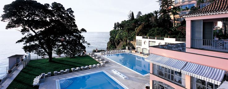 Belmont Reid's Palace is a majestic hotel with spectacular views and Old World charm. Madeira, Portugal
