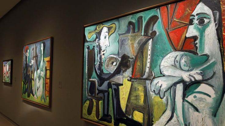 El taller de Picasso, en la Fundación Mapfre de Madrid, Noticias 24 horas online, completo y gratis en A la Carta. Todos los informativos online de Noticias 24 horas en RTVE.es A la Carta