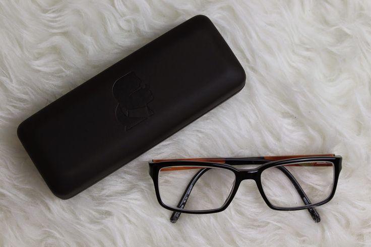 Glasses By Karl Lagerfeld