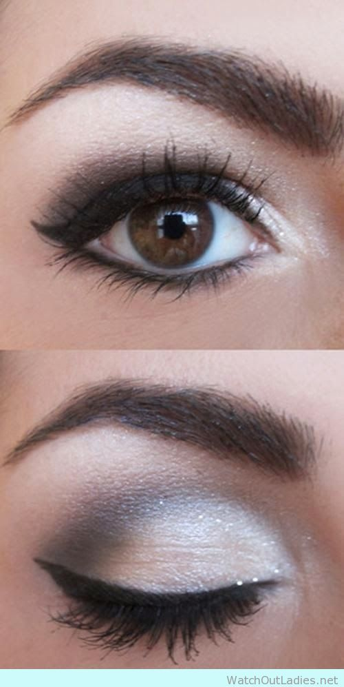 Eye makeup for wedding for brown eye girls! Check now! <3