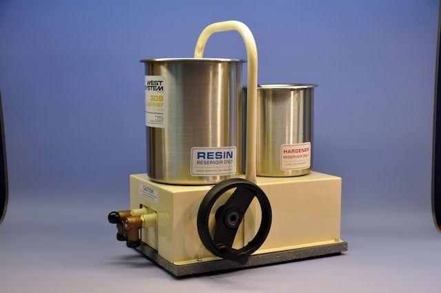 309 High Capacity Gear Pump crop
