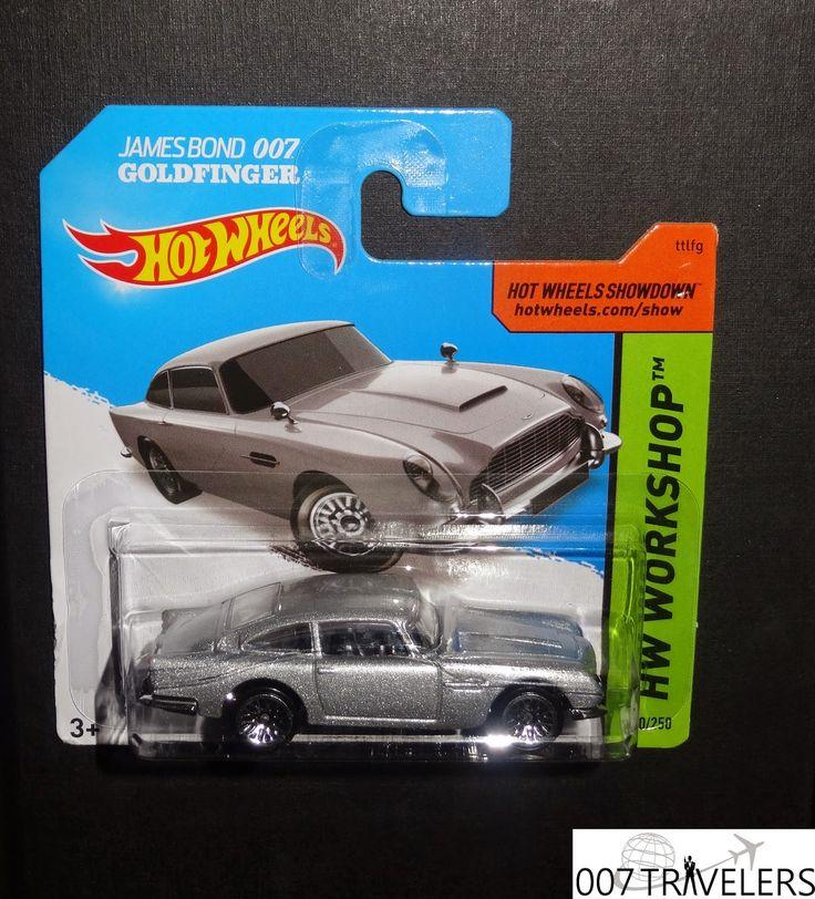 007 TRAVELERS: 007 Item: James Bond 007 Goldfinger Aston Martin 1...