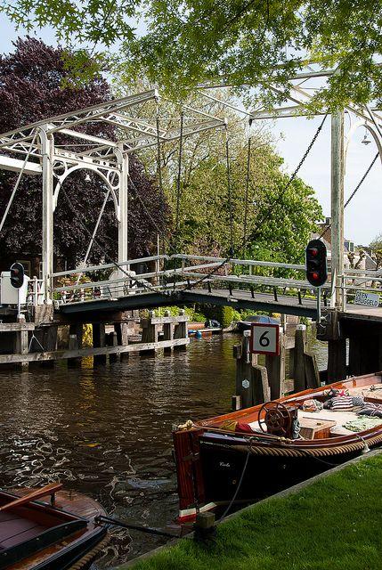De Vecht, river in Utrecht