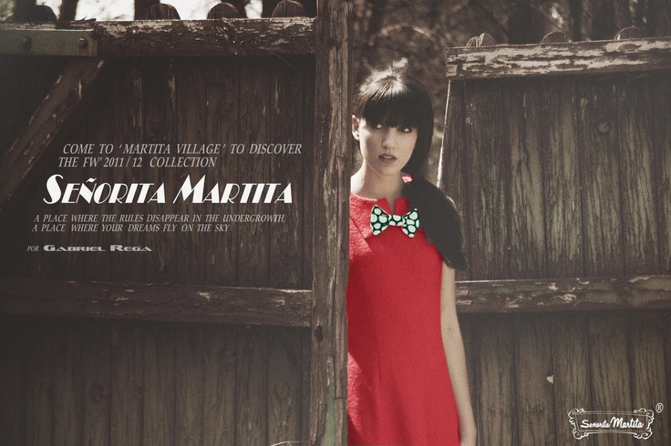 fall-winter collection - Señorita Martita