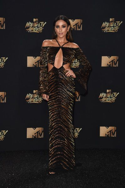 Best Dressed from Red Carpet MTV Movie and TV Awards 2017Shay Mitchell