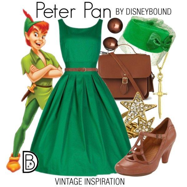 Disney Bound - Peter Pan