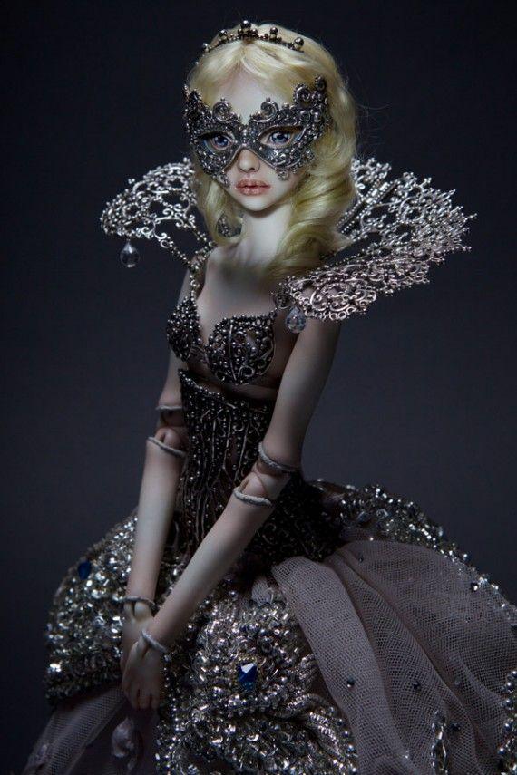 cinderella6 by Enchanted Doll Marina Bychkova