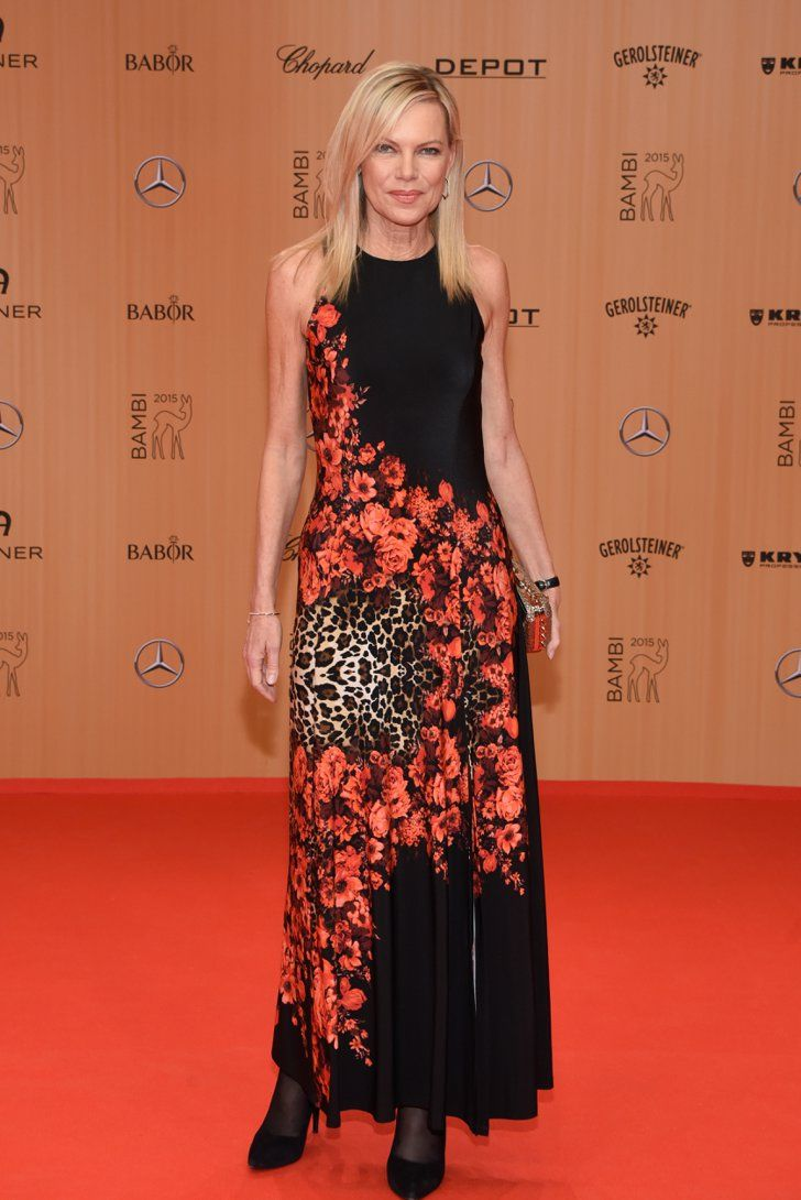 Pin for Later: Seht alle Stars beim Bambi in Berlin Nina Ruge