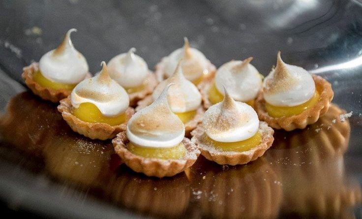 Mini Tartelettes citron meringué