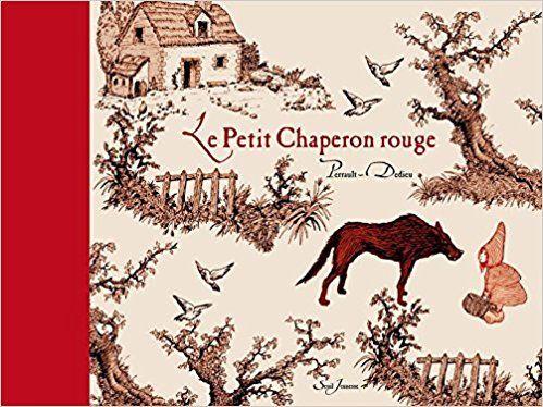 Amazon.fr - Le Petit Chaperon rouge - Charles Perrault, Thierry Dedieu - Livres