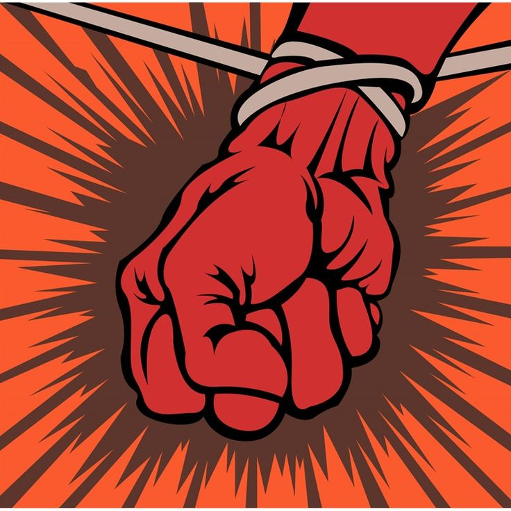Metallica - St. Anger on 180g 2LP