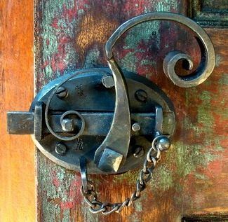 Accesorios puertas: Patina