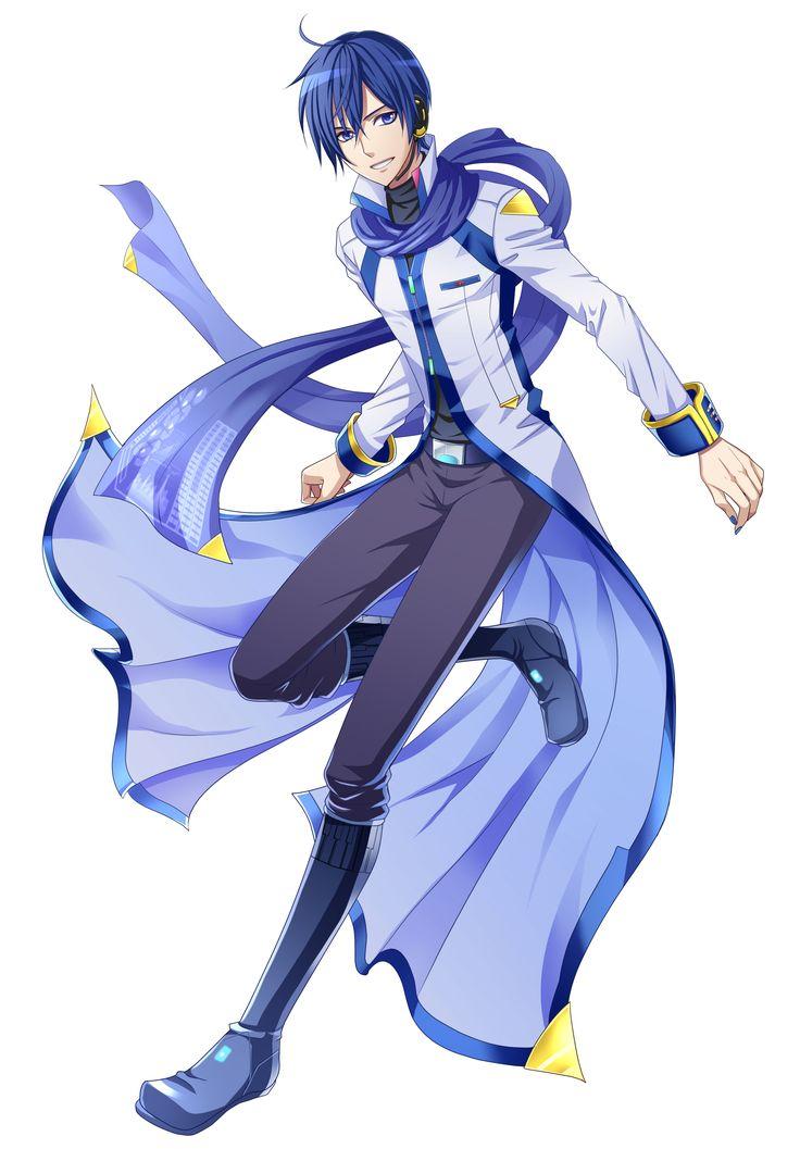 Kaito Shion Kaito Akaito e AnimeVocaloid Kiaito
