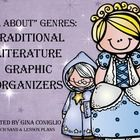 "Enjoy using these ""All About"" graphic organizers to reinforce your study of traditional literature and their elements.   Included in this pack are ..."
