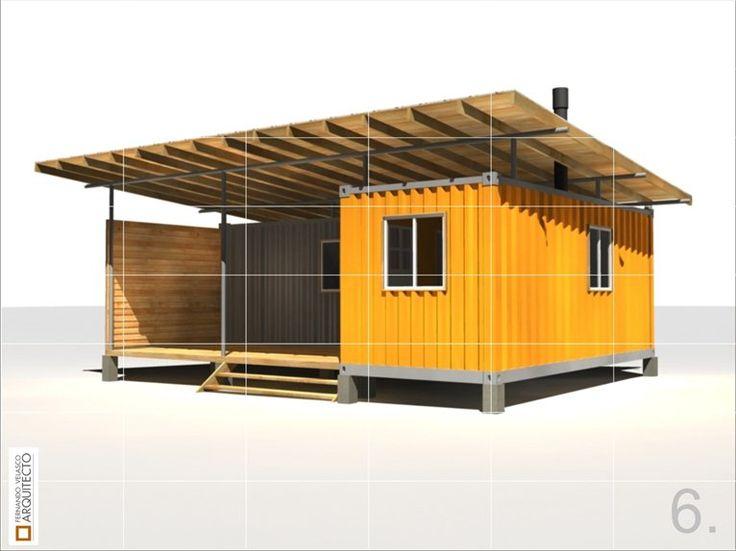| Casa container |, Esquel, 2009