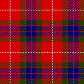 The Tartans of the Highland Frasers - Clan Fraser--not my family (I don't think) but that of the hero in my novel ISLAND OF THE SWANS....