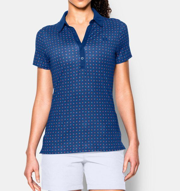 Ladys Golf Outfit by Under Armour - Collection 2016 - be ready for the SUMMER!