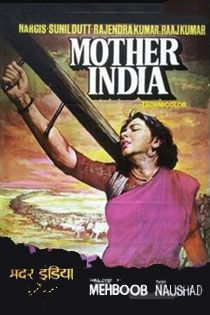 Mother India (1957) Hindi Movie Online in HD - Einthusan Nargis, Sunil Dutt, Rajendra Kumar Directed by Mehboob Khan Music by Naushad 1957 [U] ENGLISH SUBTITLE