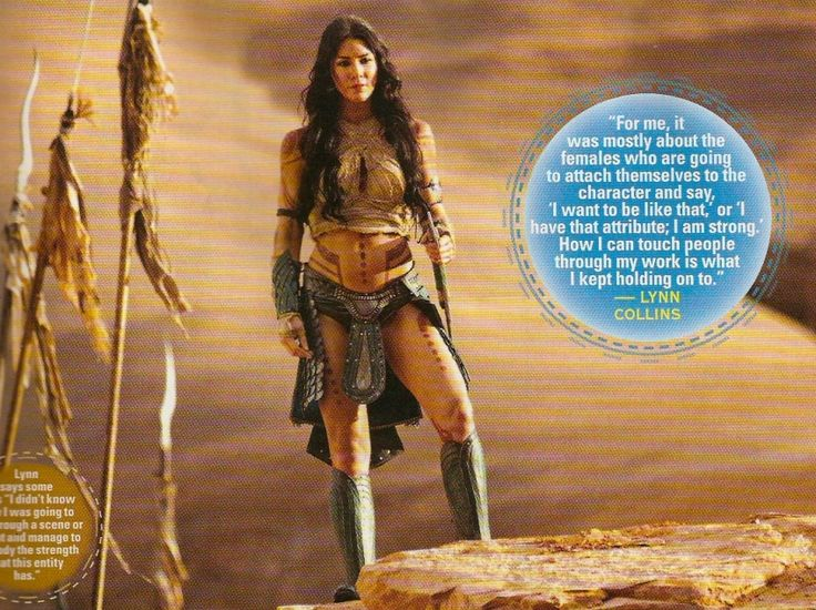 I may yet make this costume for myself. She is so badass.