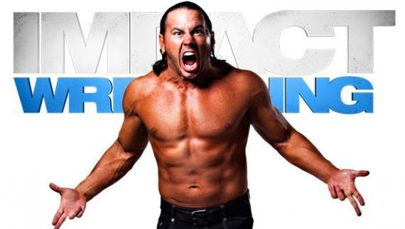 Total Nonstop Action's Matt Hardy Wants Message of Equality as Part of His Pro Wrestling Legacy