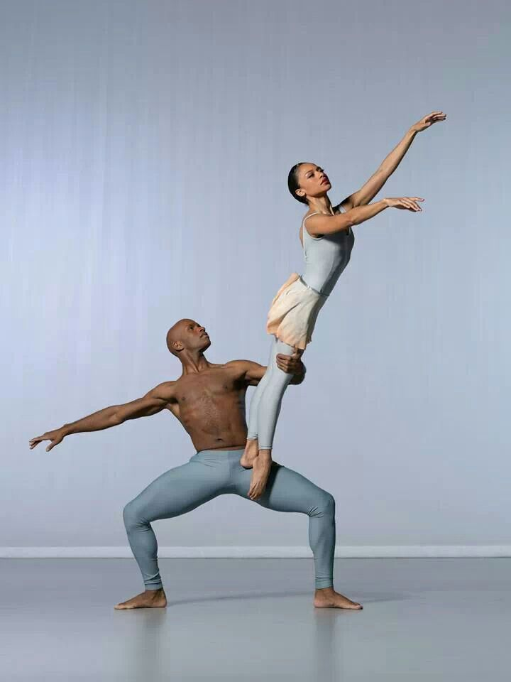 I love Alvin Ailey's Modern Dance...One Day I shall visit Harlem just so I could go there