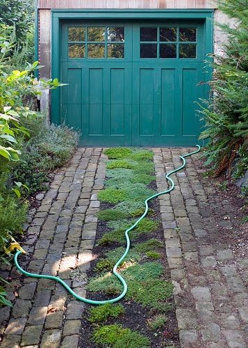 LA Team Effort: The Road Less Traveled: Pervious Pavement & Other Green Surfaces for Your Home