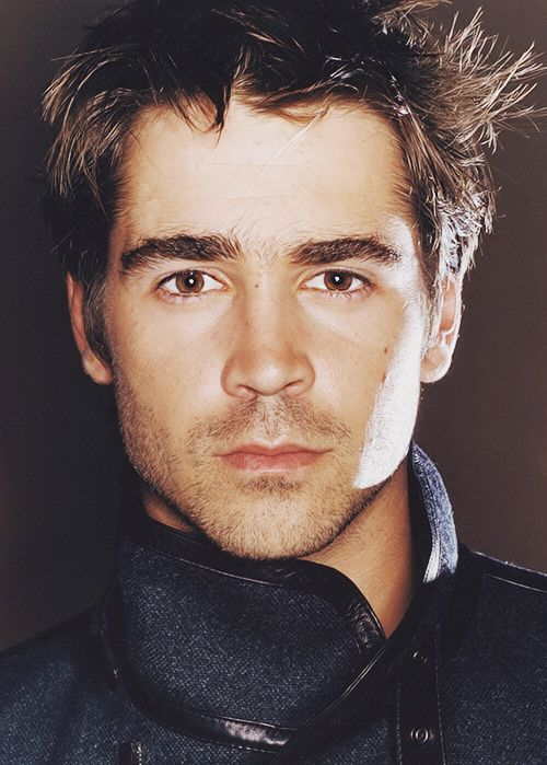 Colin Farrell, me love me some Irish men