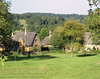 Great Tew, Oxfordshire, England.  One of my very favourite places in the world.
