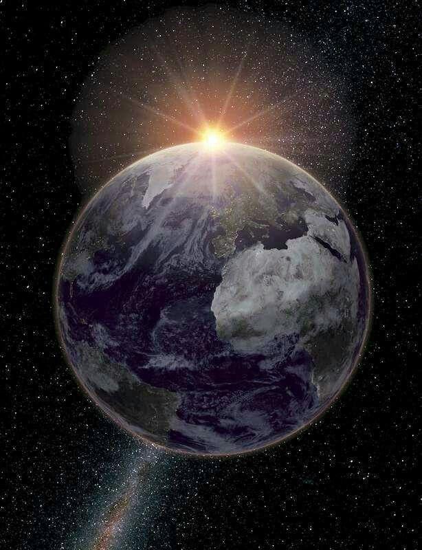 Protégeont notre planète terre <3 <3 <3