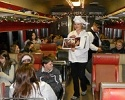 The Polar Express Train Ride - Texas State Railroad in Palestine, Texas. 70 minute train ride with hot chocolate, Santa Claus and Polar Express read to the kids. I can't wait to have kids old enough so I can go!