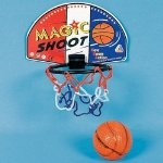 Mini basketball hoop party favor size - perfect for American Girl